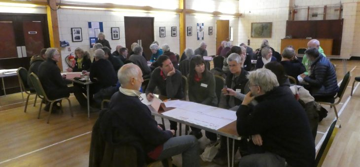 Neighbourhood Development Plan moves to the next stage